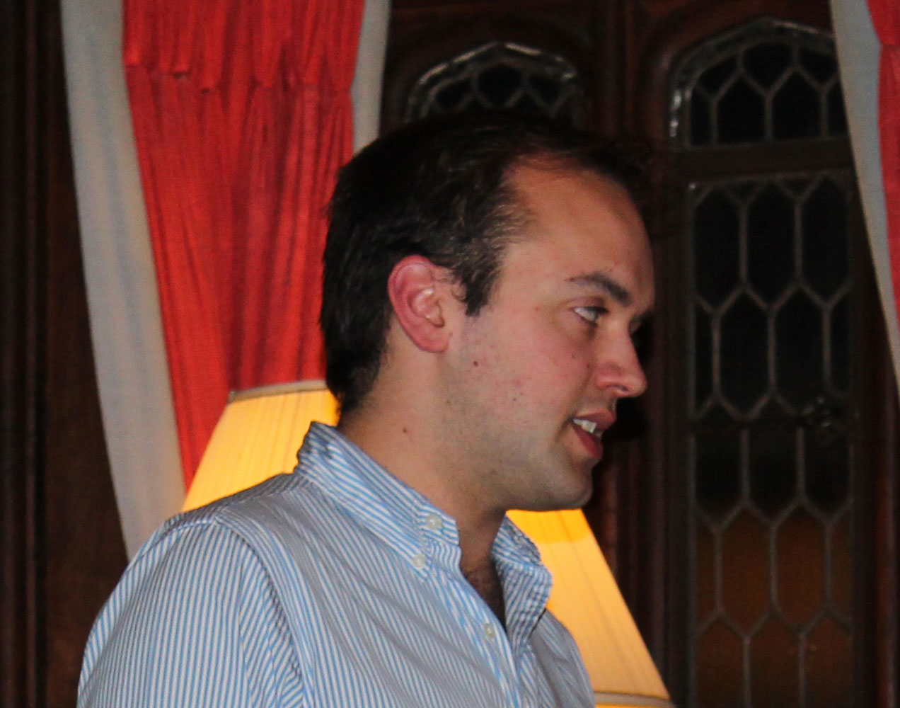 Gareth Russell Author
